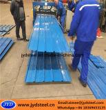 Strato d'acciaio preverniciato del tetto del trapezio PPGI/PPGL