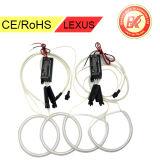Ange de l'oeil CCFL de couleur blanche pour l'anneau de halo Super 98-05 Lexus IS200 est300