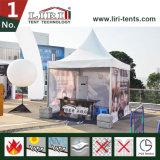 Пламя - retardant водоустойчивый шатер Pagoda ткани PVC для спортов