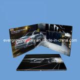Lcd-Bildschirm-videoVisitenkarte für Marken-Marketing