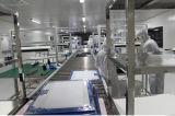 Línea de alta calidad del rodillo del módulo del panel del sitio limpio LED