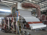 2700mm 선 7-9tpd를 재생하는 종이를 위한 단 하나 실린더 화장지 기계