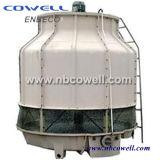 Runder Kühlturm mit Hochleistungs-