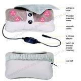 Elektrisches intelligentes Hauptstutzen Shiatsu Auto-Massage-Kissen