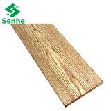 Suelo de bambú dirigido con el suelo de bambú tejido hilo