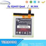 Batterie mobile de qualité de Bl3810 1650mAh pour l'accumulateur de la quarte Iq4415 Q de la mouche Iq4415