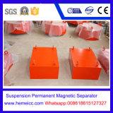ベルト・コンベヤー、鉄の除去剤のための中断常置磁気分離器