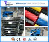 Vorgespanntes Plastikrohr/runzelte das Rohr/verlegtes Rohr, die Maschine herstellen