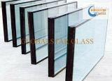 低いEによって和らげられる絶縁されたガラス
