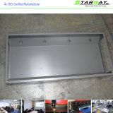 Fabricação de metal da folha do gabinete do aço inoxidável