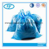 Bolsos de basura multicolores plásticos de LDPE/HDPE en el rodillo