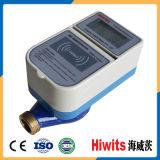 Niedriger Preis intelligente HF-Karten-Messingkarosserie frankiertes Wasser-Messinstrument mit freier Software