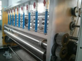 Impresión automática de Flexo que ranura la máquina del apilador de Diecuting para la cartulina acanalada