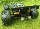Caminhão de monstro modelo elétrico facilmente 4WD RC da violência de RC do Somersault acima de 80km/H