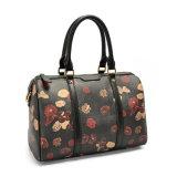 Handtassen van het Leer van de Prijs van de fabriek de In het groot Goedkope Echte voor Dame