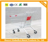 Магазинная тележкаа Surpermarket Trollery с высоким Quility