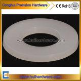 Rondella piana trasparente di plastica di nylon molle bianca di fabbricazione della Cina