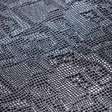 Cuoio per i sacchetti, cuoio dell'unità di elaborazione del reticolo del coccodrillo di appoggio non tessuto