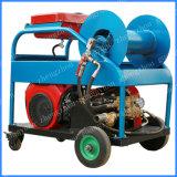 O tubo de esgoto da máquina de limpeza de motor a gasolina 24HP