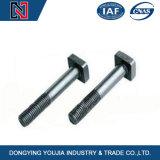 OEM de Hete Verkoop van de Vervaardiging DIN261 HDG M6 aan M20 Vierkante HoofdT-bout met de Certificatie van ISO