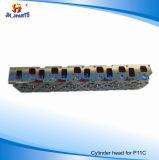 Les pièces du moteur de la culasse pour Hino 11101 P11C-E0830 S11101-4302
