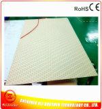 calefator de 1451*1000*1.5mm para o calefator da borracha de silicone dos compostos