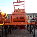 Js500/js1000/js1500 Tipo forzado automático Mezclador de concreto