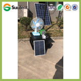 LCD 디스플레이를 가진 12V8ah Home Electric Appliances Portable Solar Power System Generators