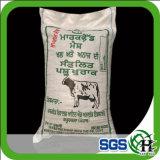 50kg pp Geweven Zak voor de Verpakking van de Meststof Van uitstekende kwaliteit