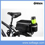 Bolsa de picnic Bolsa de tubo de bicicleta Bolsa de Pannier de asiento