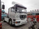 De Vrachtwagen van de Tractor 336HP van D'long F2000 van Shacman 4X2/het Hoofd van de Tractor