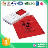 Bolso inútil de Biohazard del precio de fabricante para el hospital