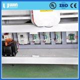 Kleiner Aluminiumplatten-Messing verbindet passenden CNC-maschinell bearbeitenfräser