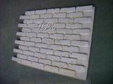 El panel de pared de ladrillo blanco Panel de pared /3D