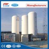 産業低圧の低温液化ガスの酸素窒素のアルゴンの貯蔵タンク