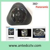 360程度のパノラマ式のVrのカメラHD 960p無線WiFi IPのカメラのホームセキュリティーの監視サーベイランス制度の小型ウェブ画像CCTV P2p
