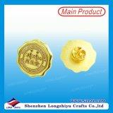 El OEM crea la divisa del Pin para requisitos particulares de la aleación del sello del sello del metal