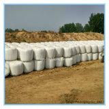 Белый Silage оборачивая пленку для упаковки Silage