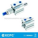 Cq2 compacts de série du vérin pneumatique