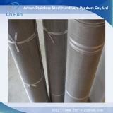 Tejido de malla de alambre de acero inoxidable/paños