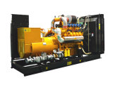 500kVA Googol Engine Natural Gas Biogas Generator Set com Marathon