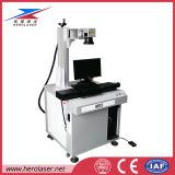 Машина маркировки лазера волокна CNC автоматическая для гравировки серии продуктов металла