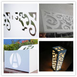 Hot Sale Waterproof PVC Co-Extrusion en mousse pour décoration