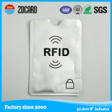 Scan Shield Paper Carte de crédit RFID Blocking Sleeve Holder