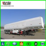 Zylinderförmiger Kraftstoff-Tanker-Schlussteil der Form-42cbm mit 6mm Kohlenstoffstahl-Endplatte