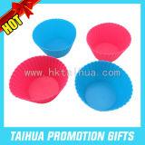 Stampo per dolci di gomma del silicone della muffa ecologica della torta (TH-09648)