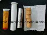 Effervescent Comprimé Machine d'emballage PP Tube de remplissage