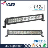 barra clara do diodo emissor de luz do carro de 12V 112W para o Ce IP67 Offroad