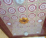 scheda del soffitto del PVC di 595*595mm