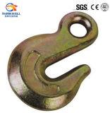 Crochet de serrage à l'oeil en acier forgé S323
